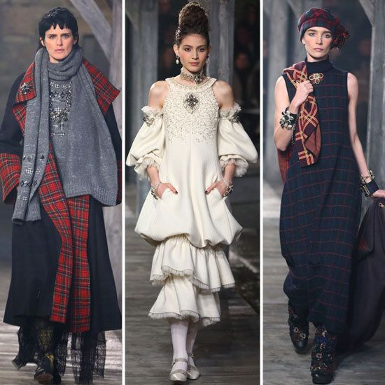 Metiers chanel darts pre-fall collection best photo