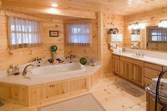 LOVE! so many good bathroom ideas! Home is where the heart is