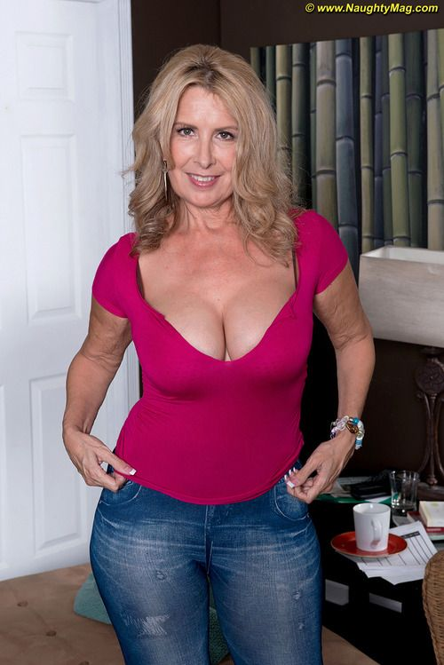i love mature tits