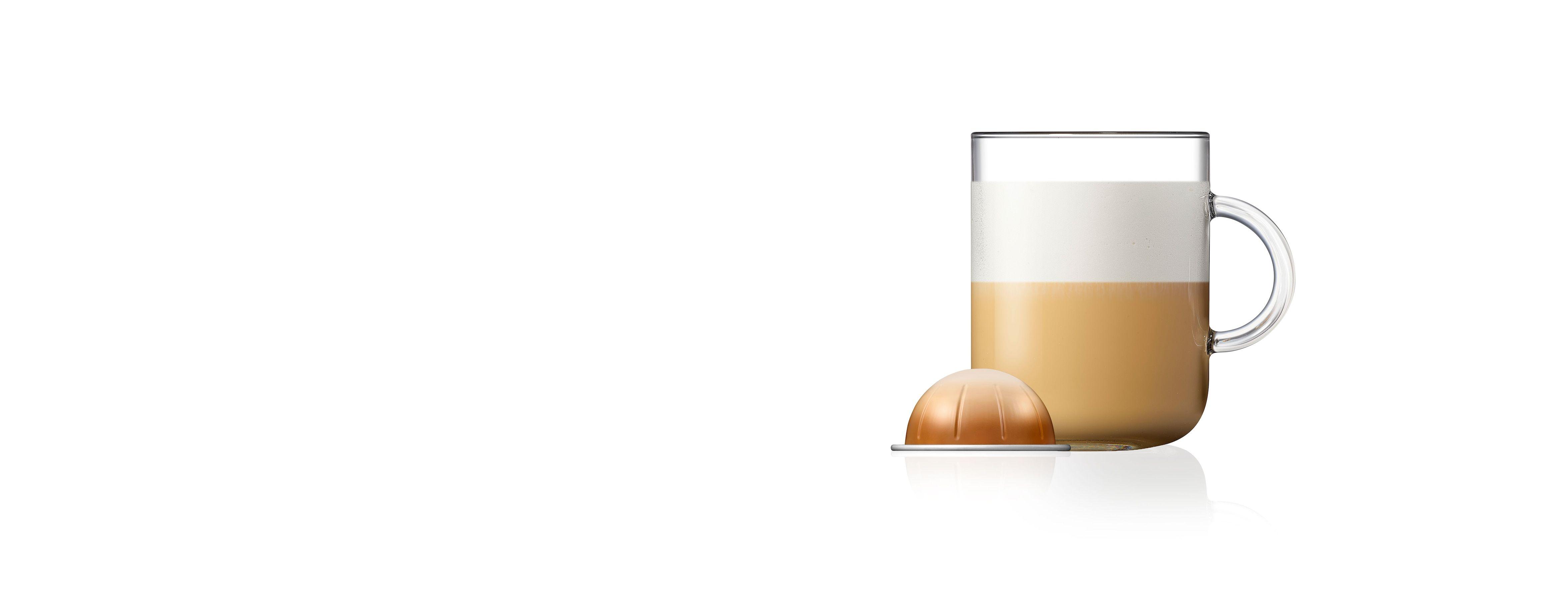 Bianco Leggero Coffee Capsules Vertuo Barista Creations