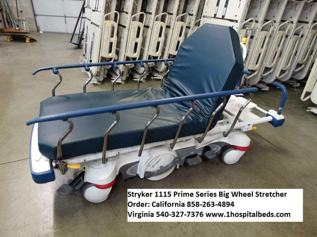Stryker 1115 Prime Series Stretcher Stretchers, Care