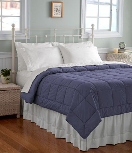 Ultrasoft Cotton Comforter Comforters Free Shipping At L L Bean