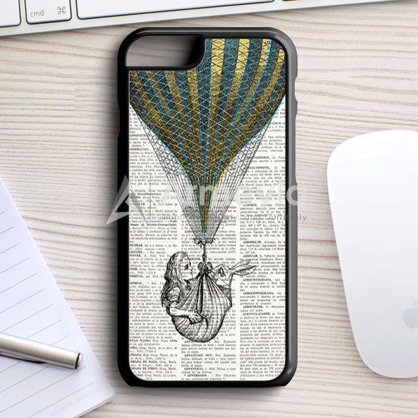 Alice In Wonderland Tardis iPhone 7 Case | armeyla.com