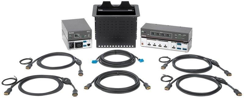 TeamWork® 400 - zestaw dla czterech użytkowników