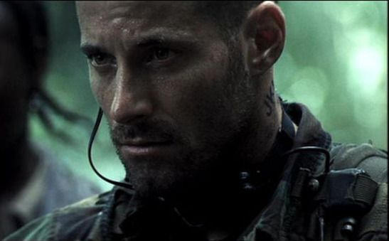 Johnny Messner >> Actor in 'Tears of the Sun'