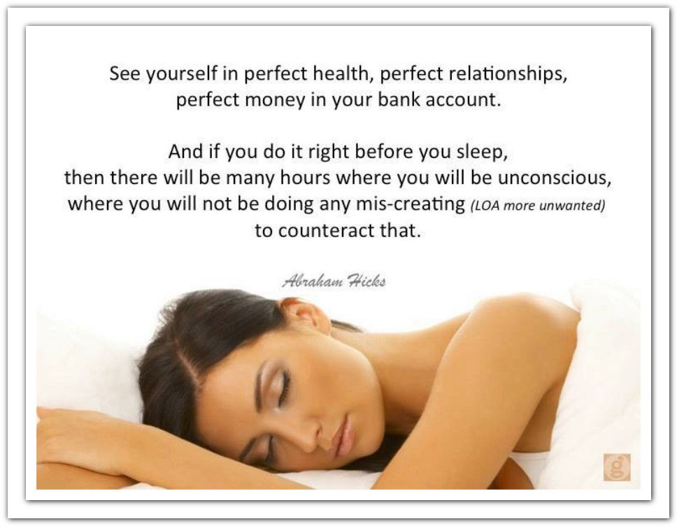 See yourself in perfect health perfect relationships perfect money see yourself in perfect health perfect relationships perfect money in your bank account and if you will do it right before you sleep then there will be solutioingenieria Images