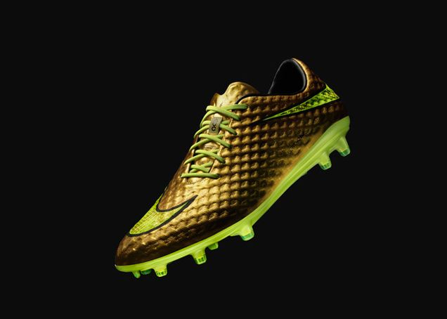Copa do Mundo 2014 - Hypervenom Phantom Gold 9f995ecbc64ce