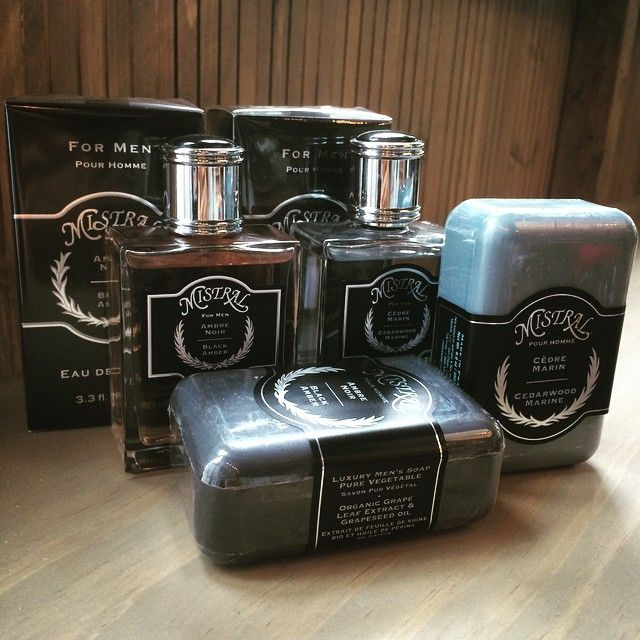 These soaps and colognes by Mistral are timeless and sexy. Gentlemen, treat yourself; Women, pamper your man (and give yourself a gift at the same time)