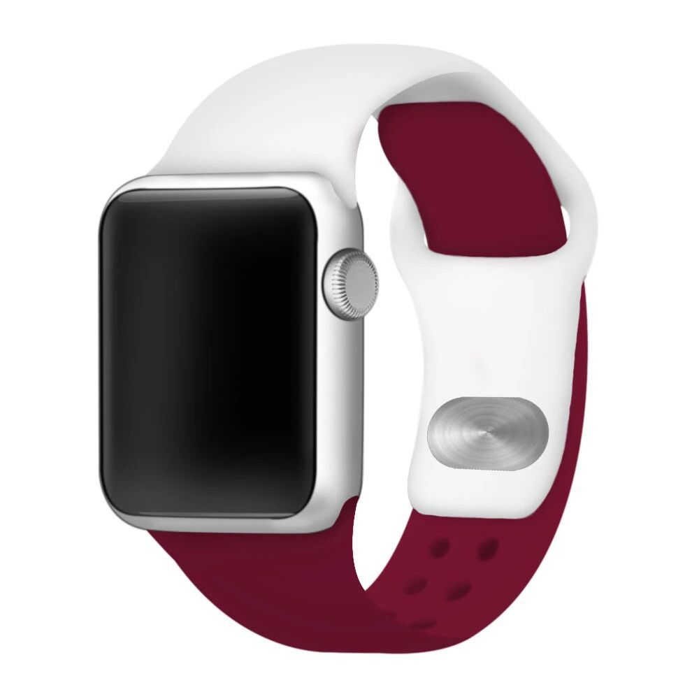 The 2 1 Mississippi State Bulldogs Look To Bounce Back This Week From Their First Loss Of The Season Last Week The B Apple Watch Watch Bands Apple Watch Bands