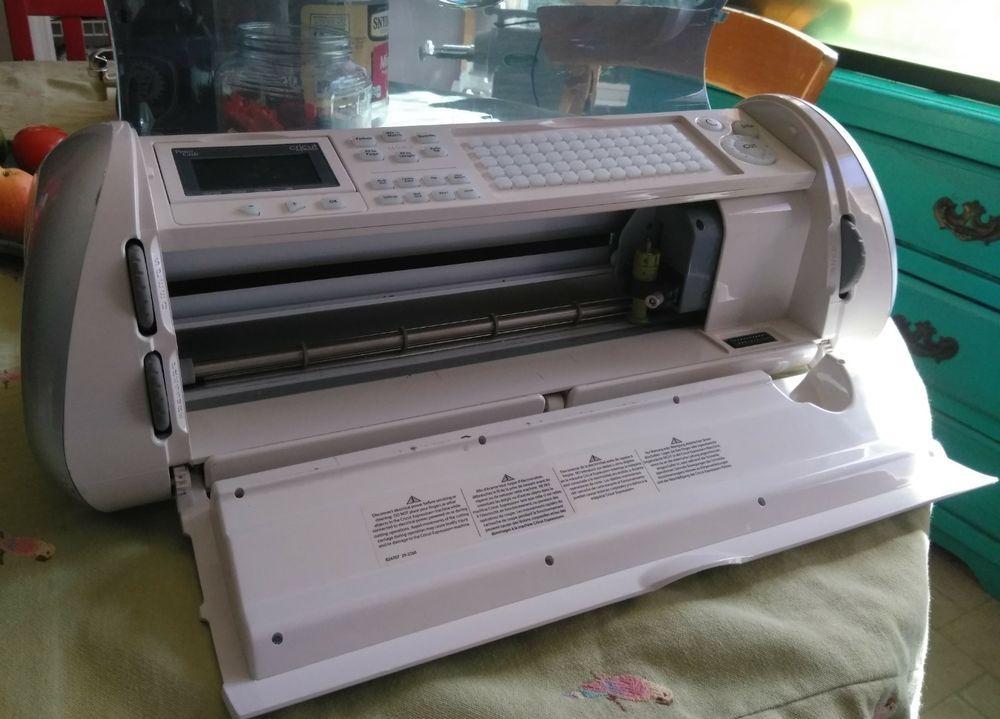 Details about Pink Cricut Expression CREX001 Cutting Machine Provo