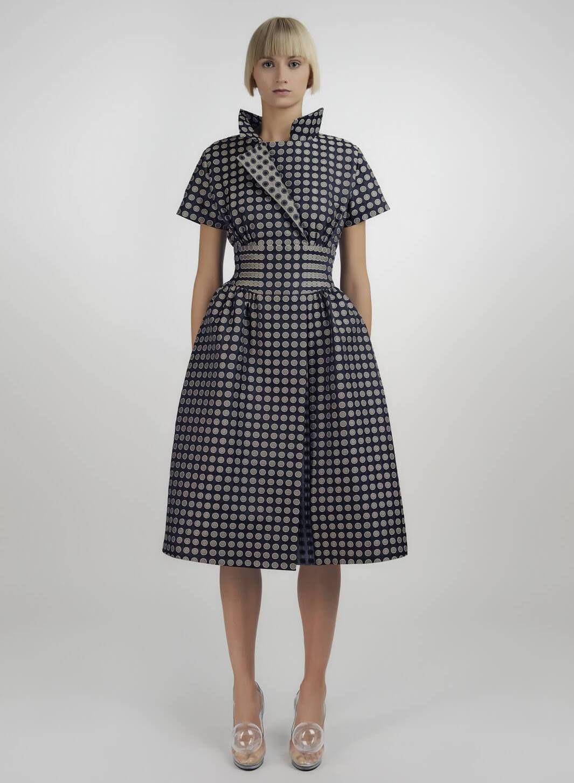 82cc26b5f660c70 Платья из жаккарда (88 фото): фасоны и модели платьев из жаккарда, для  полных, летние и на выпускной