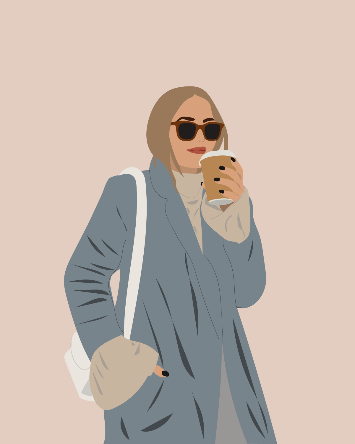 Fashion Inspired Illustration