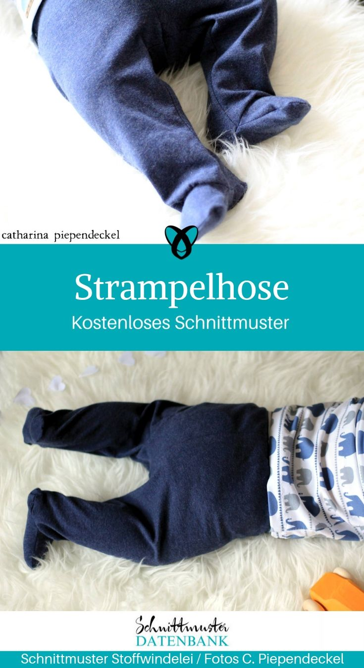 Photo of Strampelhose für Babys
