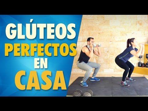 RUTINA PARA AUMENTAR GLUTEOS EN CASA | 30 MINUTOS INTENSOS - YouTube
