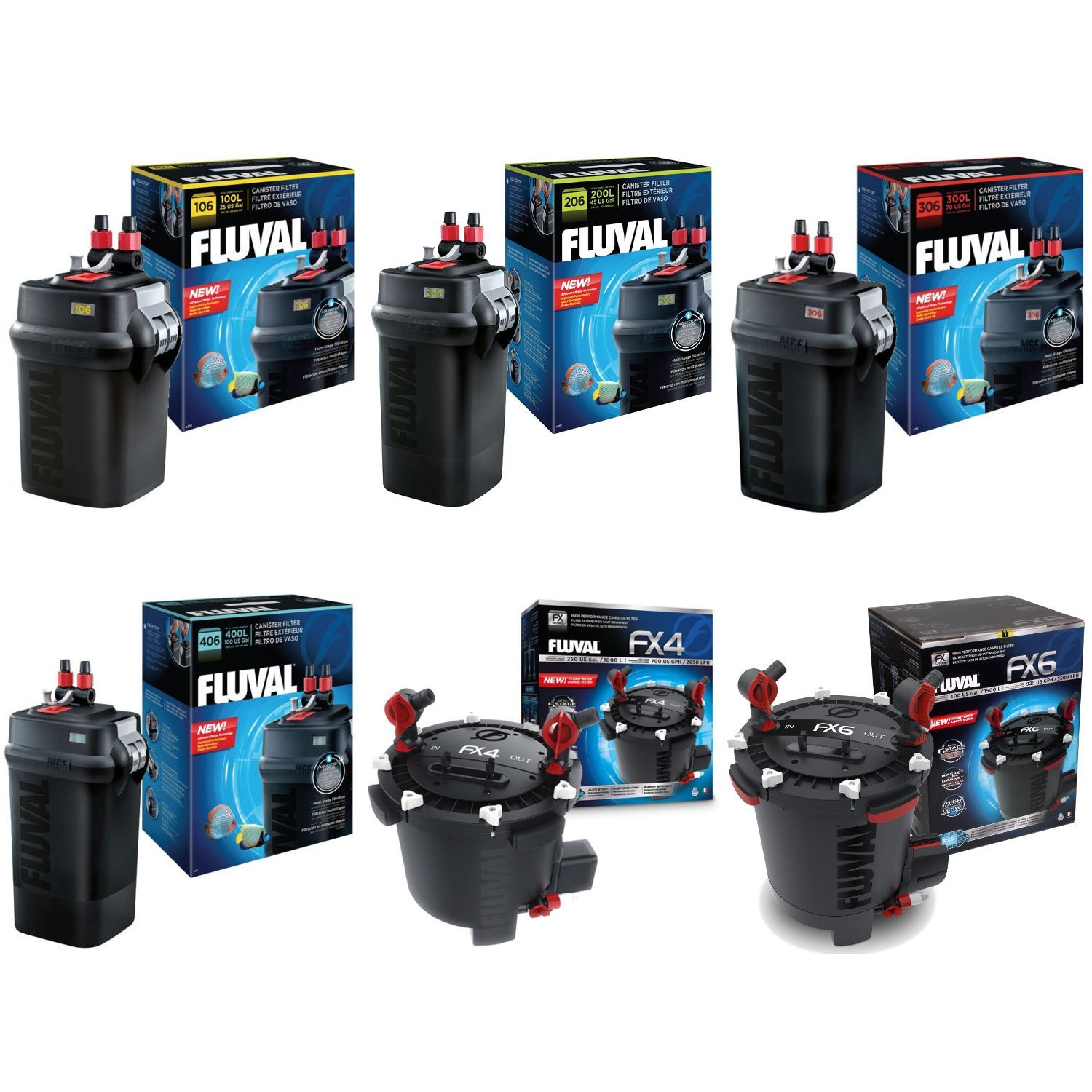 Check Out 7 Quiet Reliable Aquarium Canister Filters The Main Purpose Of A Filter Is To Keep Water In The F In 2020 Fish Tank Cleaning Fish Tank Tanked Aquariums