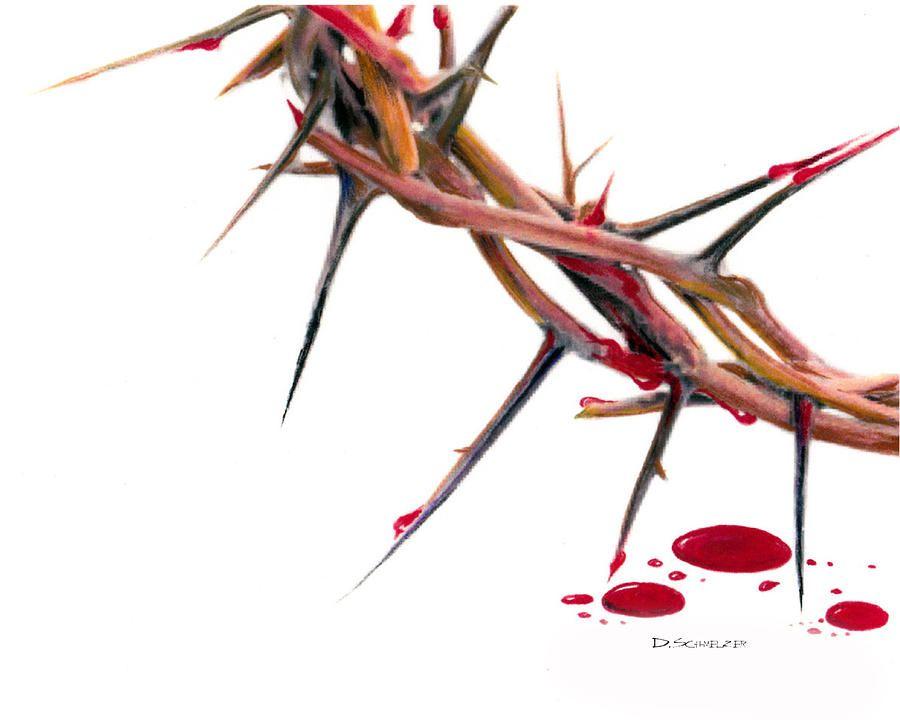 Dennis Schmelzer: Crown of thorns | thorns and chains | Pinterest ...