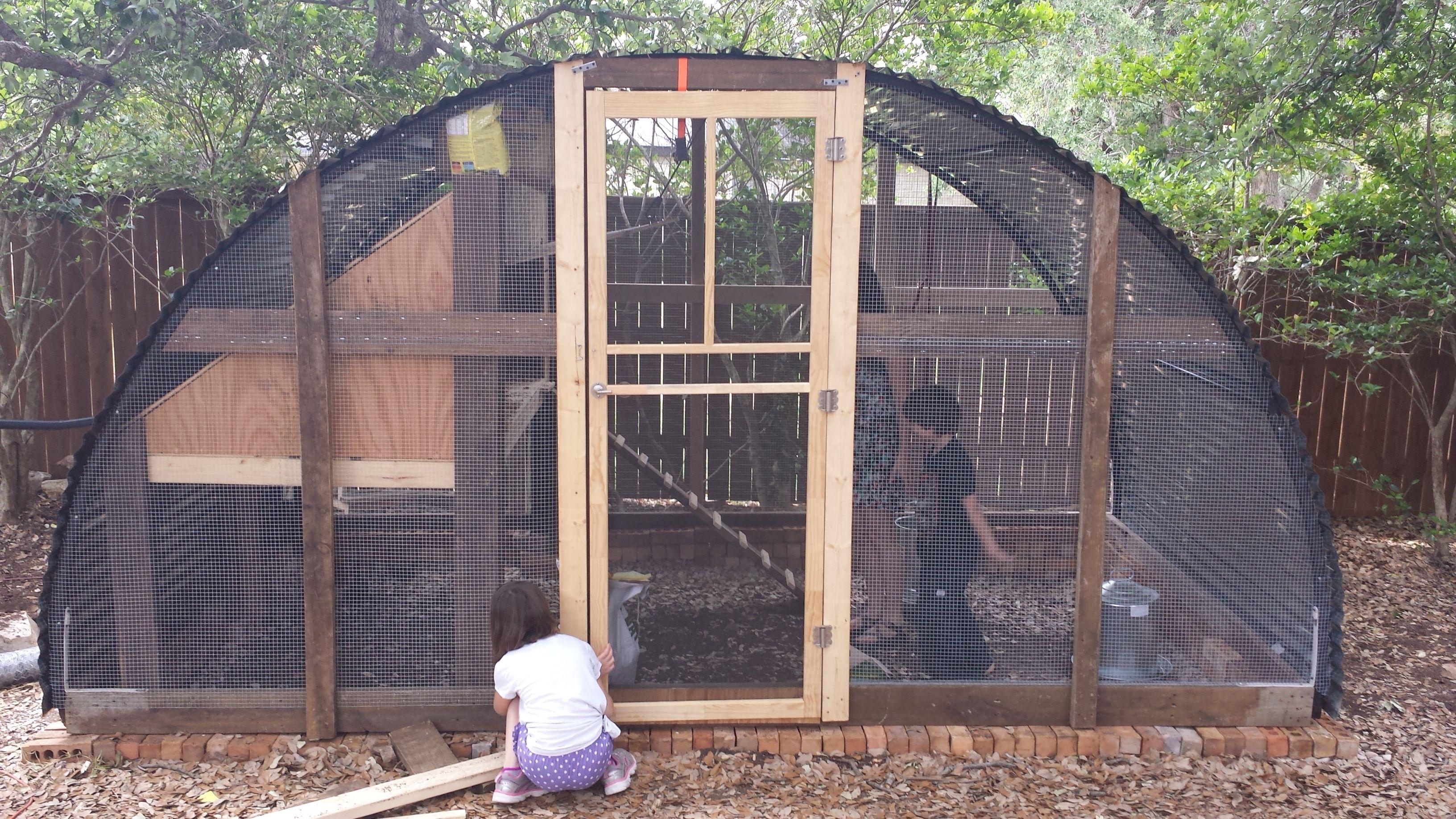 Backyard Chicken Coop Ideas