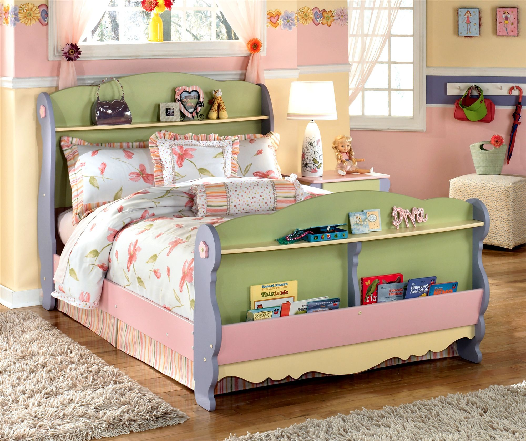 Images Of Bedroom Curtains Carpet Design For Bedroom Kids Bedroom Furniture Sets Bedroom Decor Ideas Diy: Cute Bookshelf Headboard Ideas With Beautiful Color Scheme