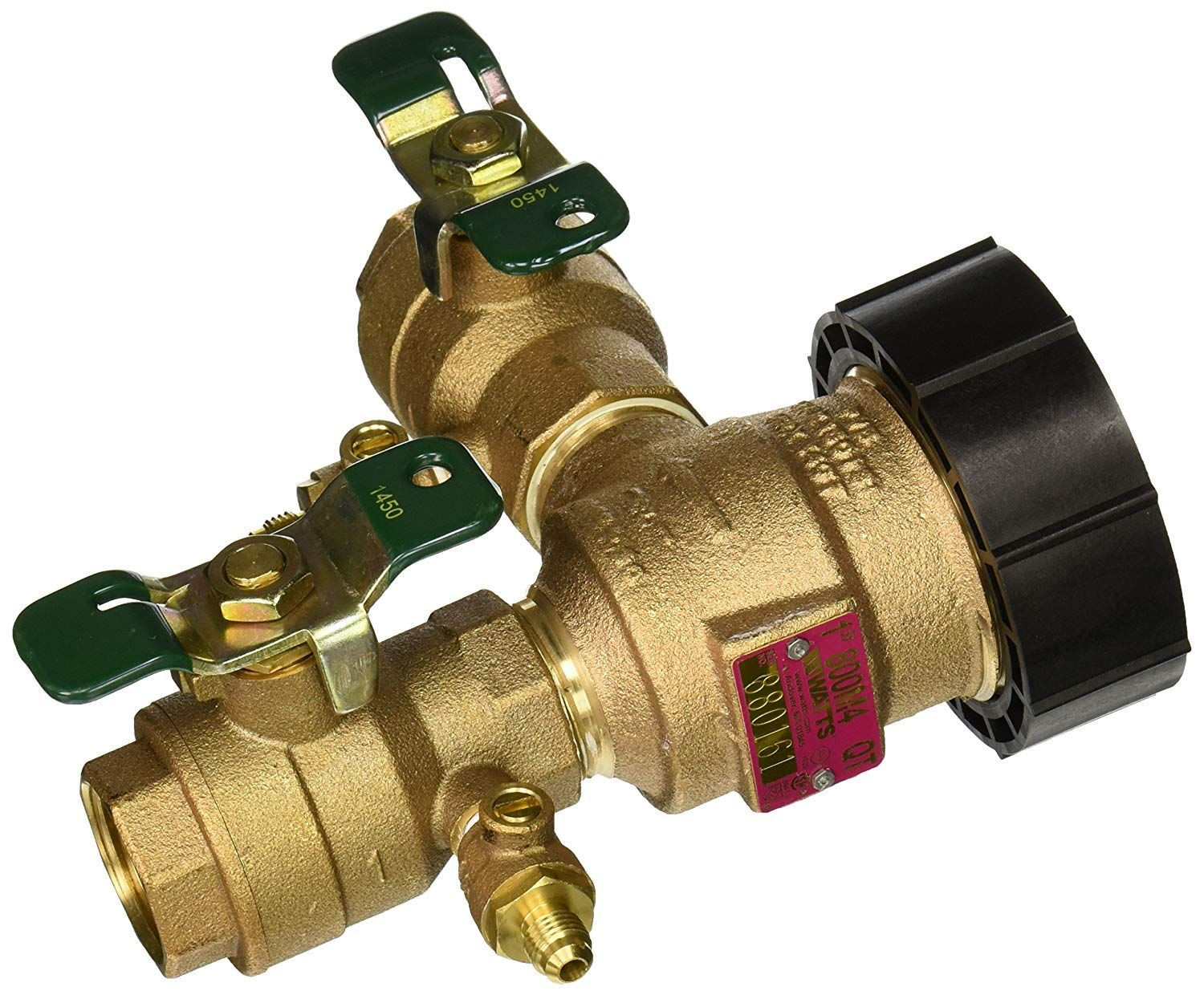Watts 0388002 Pressure Vacuum Breaker W Qt Ball Valve 1 See This Great Product This Is An Affiliate Link Valve Vacuums Sump Pump Hose