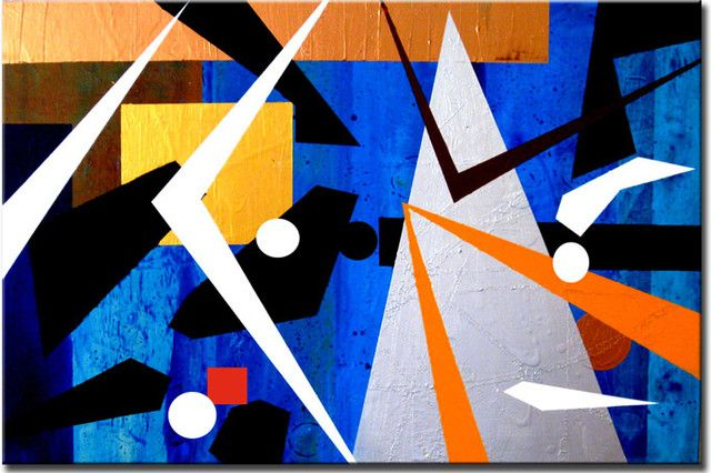 abstract art shapes - Google Search   Graphic Design Inspiration ...
