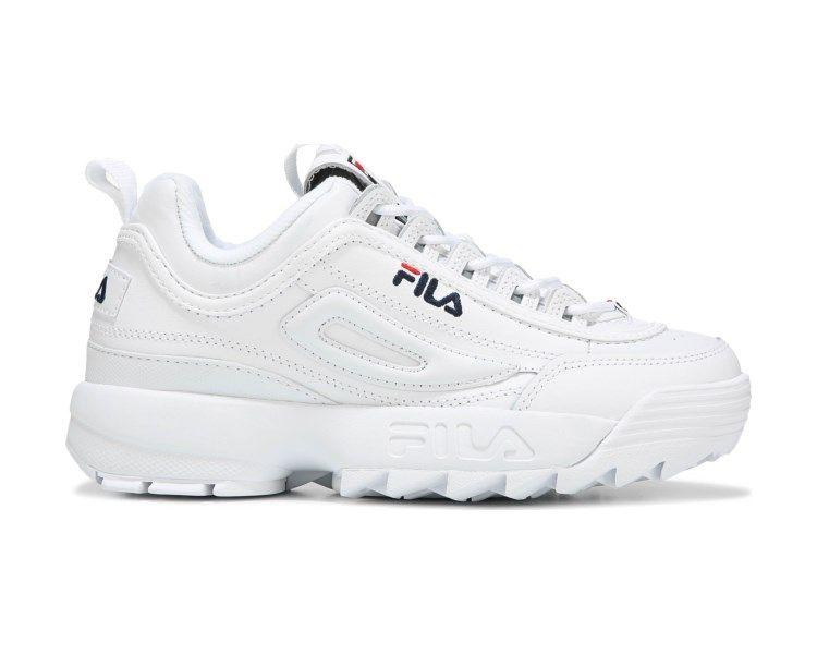 Fila Disruptor Premium 2 Sneaker White