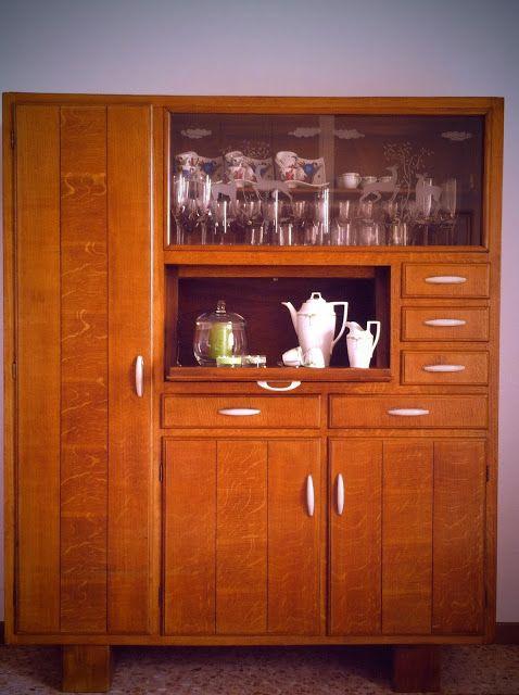 Original 60es sideboard