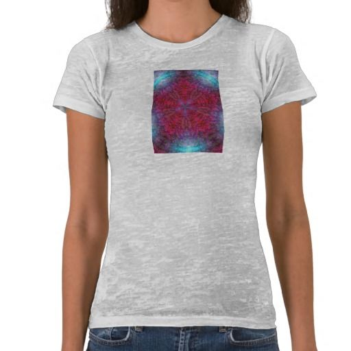 Kaleidoscope 2  T-shirt by Robyn King available at Byrdsnest on zazzle.com
