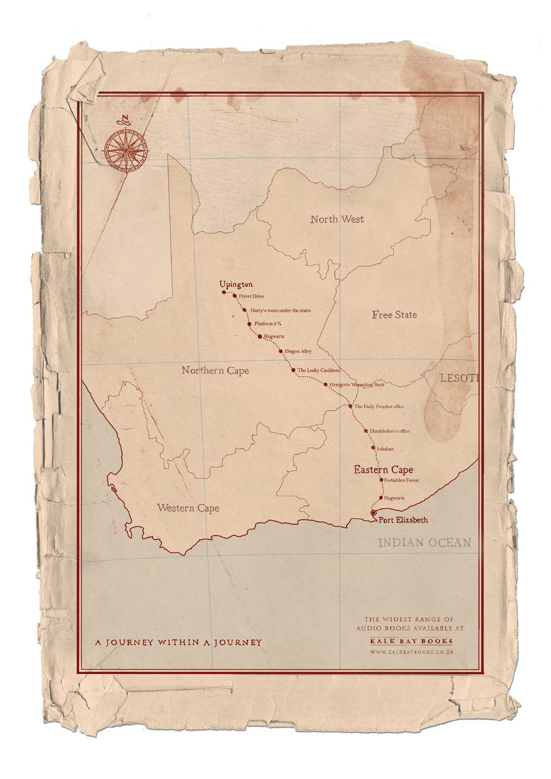 "Kalk Bay Books: Audio Books Journey, 1 - ""A journey within a journey"" / Ireland / Davenport, Johannesburg, South Africa (March 2011)"