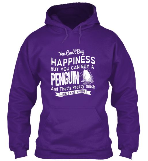 The Happy Penguin