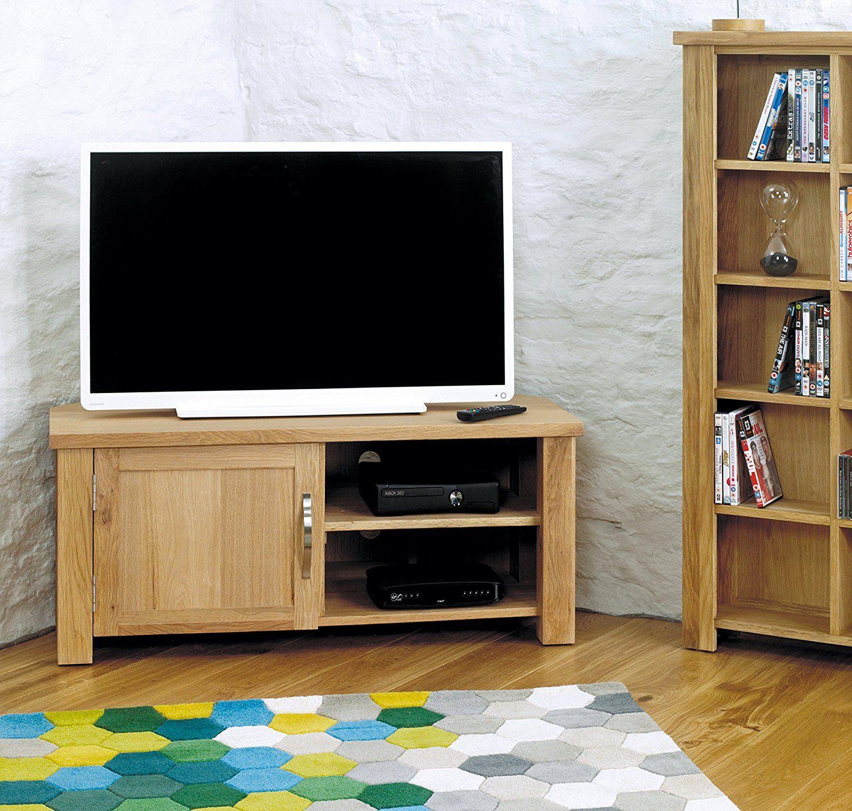 Glas Corner Tv Stander 50 Zoll Hoch Ecke Tv Schrank Mit Turen