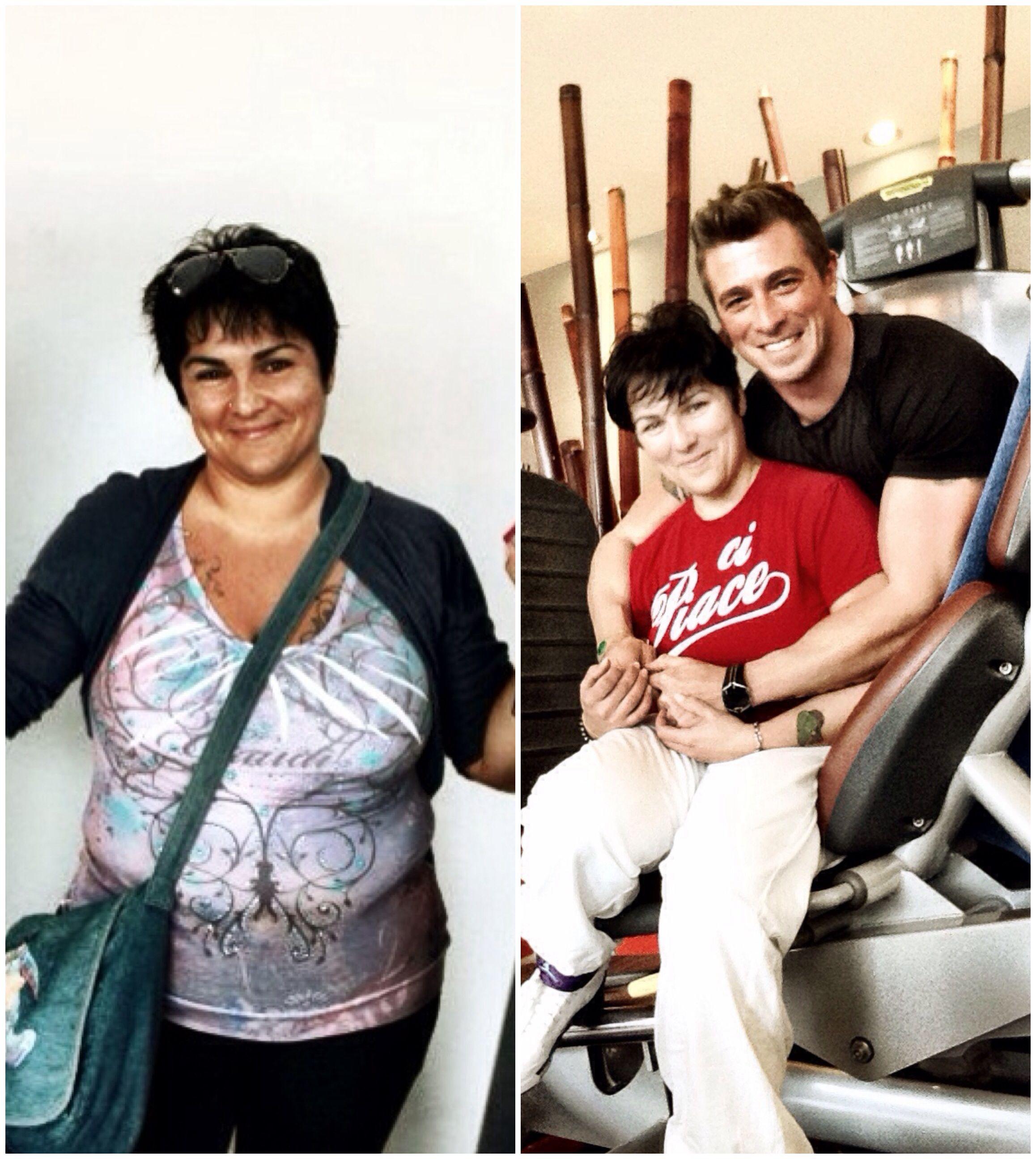 Il percorso di Erika è iniziato 4 mesi fa...da allora molte cose sono cambiate. Oltre alla perdita di 9 kg di massa grassa, ha iniziato un nuovo stile di vita !! Complimenti Erika !!
