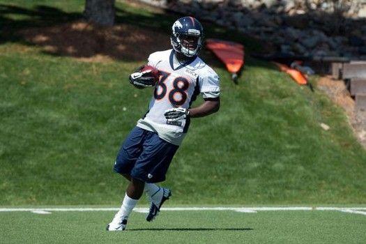 Montee Ball-RB- Denver Broncos