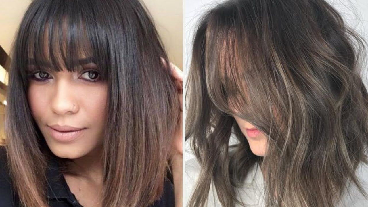 Chic Fall 2020 Haircut Ideas In 2020 Cool Hairstyles For Girls Girl Hairstyles Hair Styles