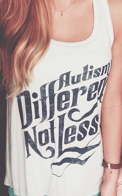 Rock a Sevenly tank for children with Autism! Get 1 just like it at #sevenly :) #autism