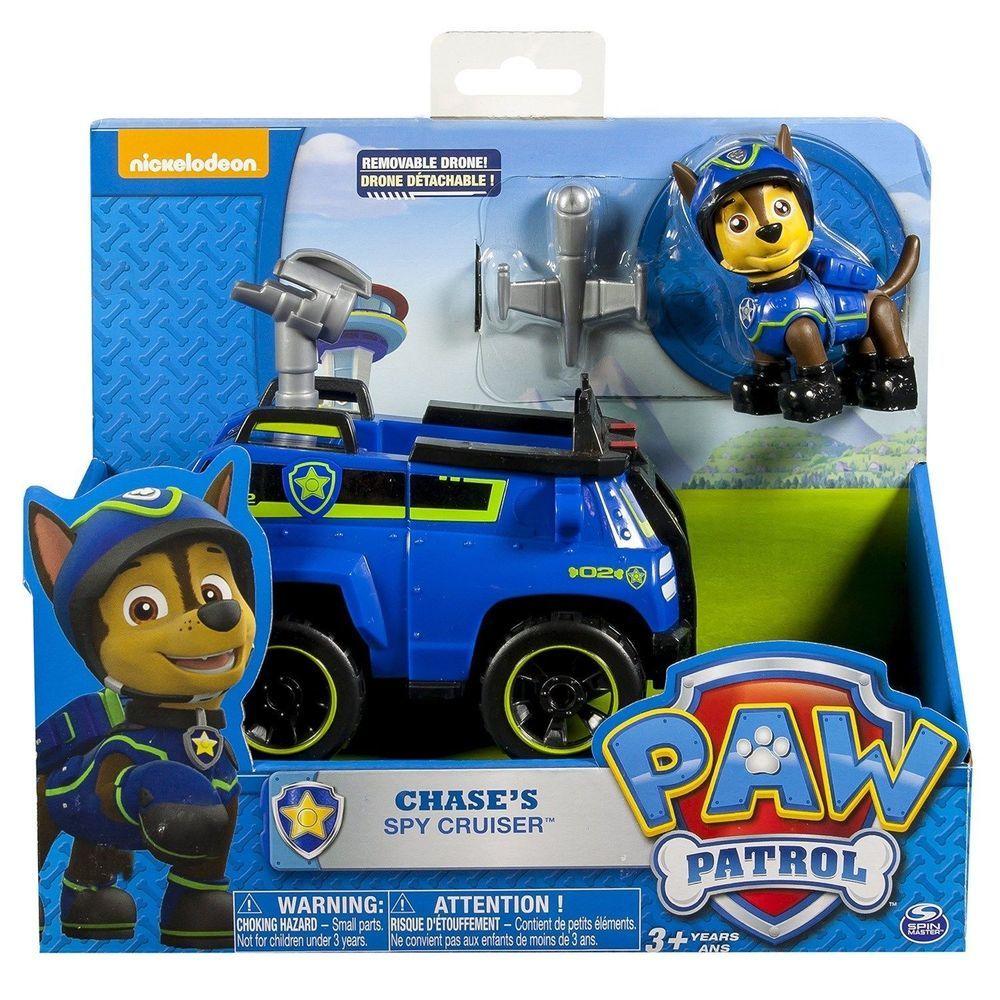 Chase Super Spy Outfit Everest Paw Patrol Paw Patrol Toys Marshall Paw Patrol
