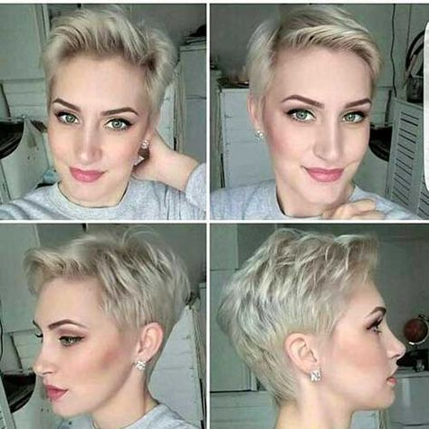 Fantastic Short Haircuts That Will Trending In 2018 Sexy Hair Cut
