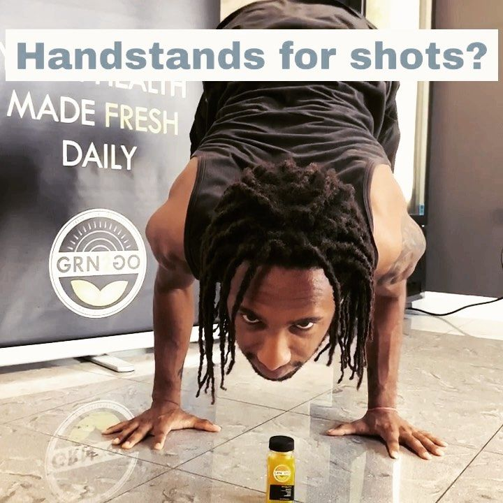 Getting upside down for a shot obviously means the shot is on the house. 🥳  Skills @jaysz_story !!👏🏼👏🏼 .