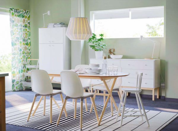 Esszimmer einrichten ikea  50 Modern Dining Chairs To Set Your Table With Style | Interiors ...