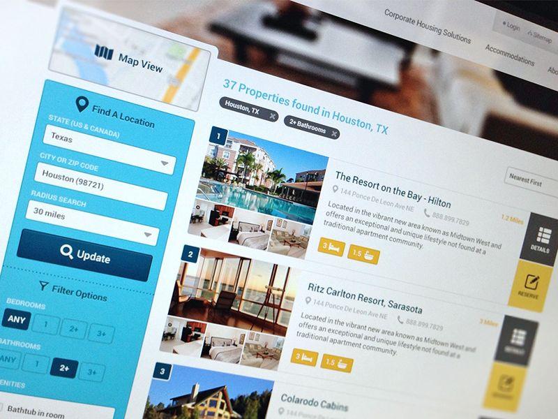 Ex Results Interactive Design Web Design User Experience Design