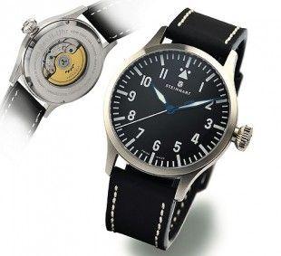 Steinhart Nav B-Uhr 44 automatic , premium... Premium Line