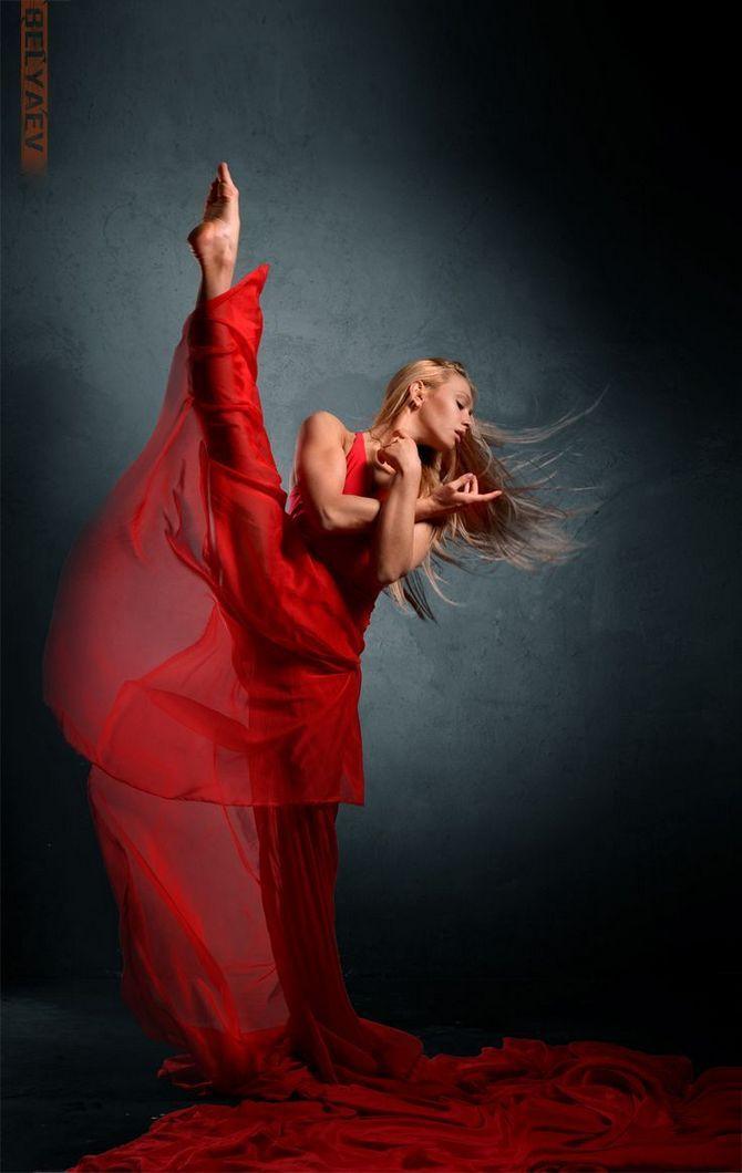 как фотографировать танцующих людей на сцене ежедневно