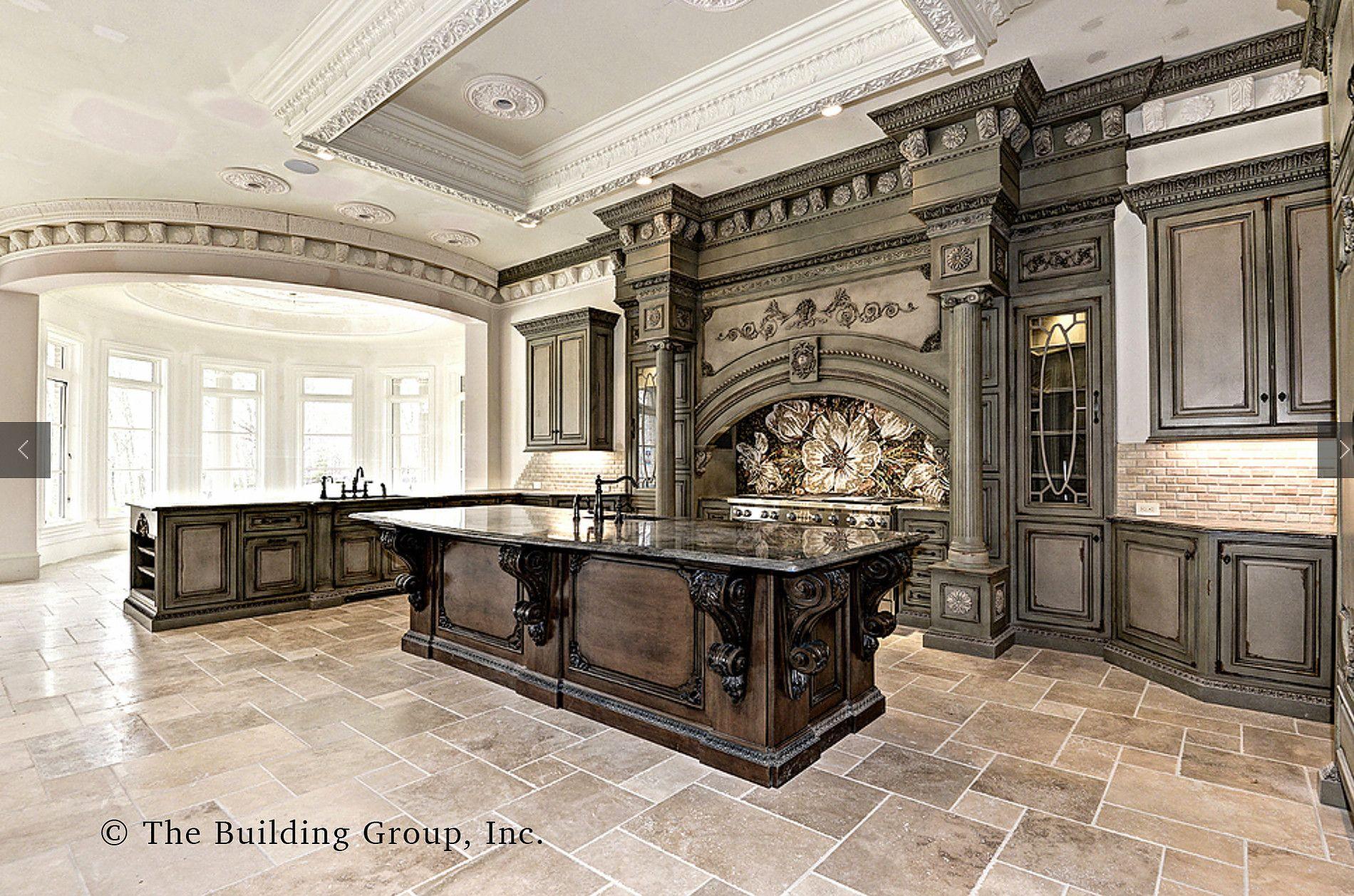 Custom Kitchen Cabinets Luxury Kitchen Design Ornate Kitchen Luxury Kitchens