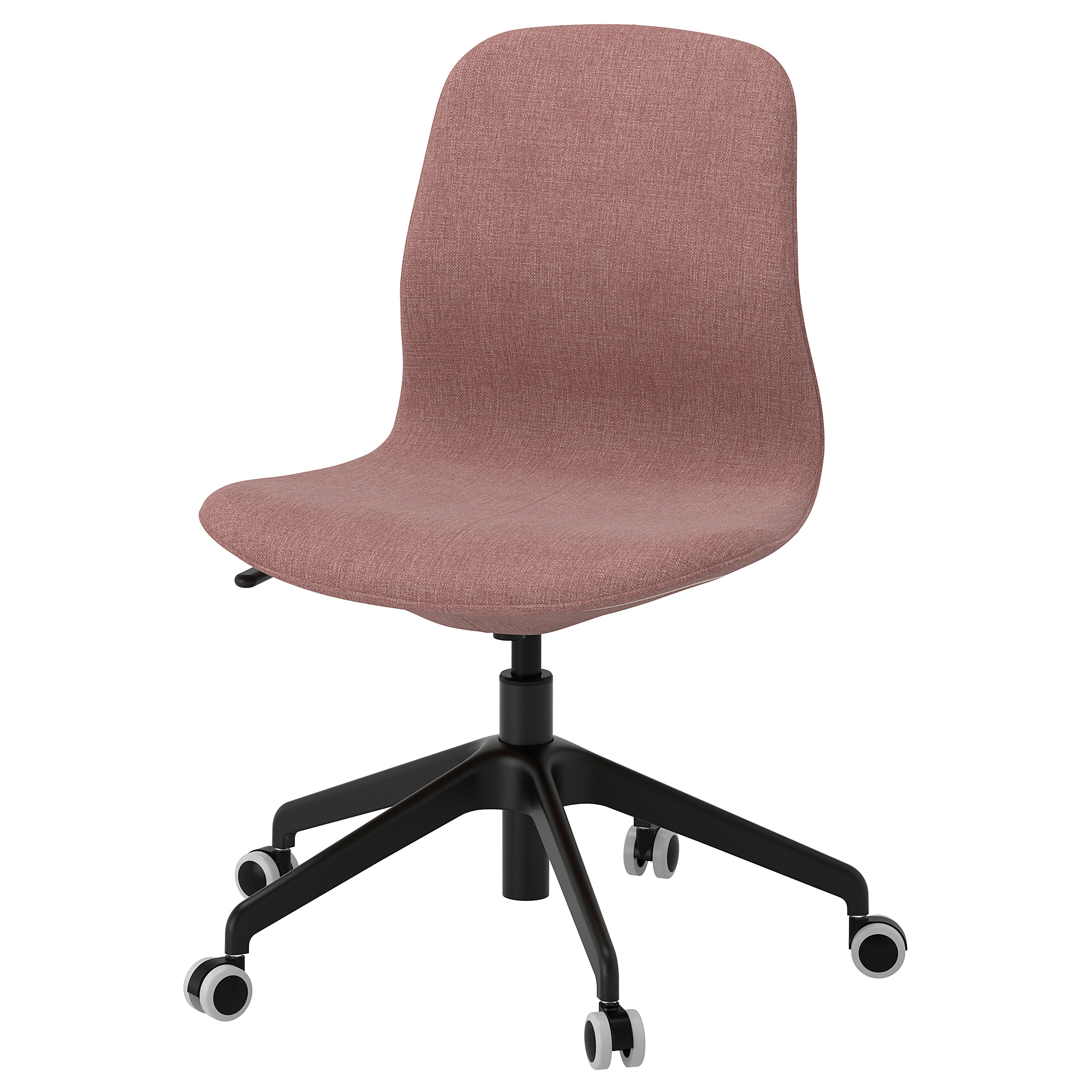 LÅNGFJÄLL Office chair Gunnared dark