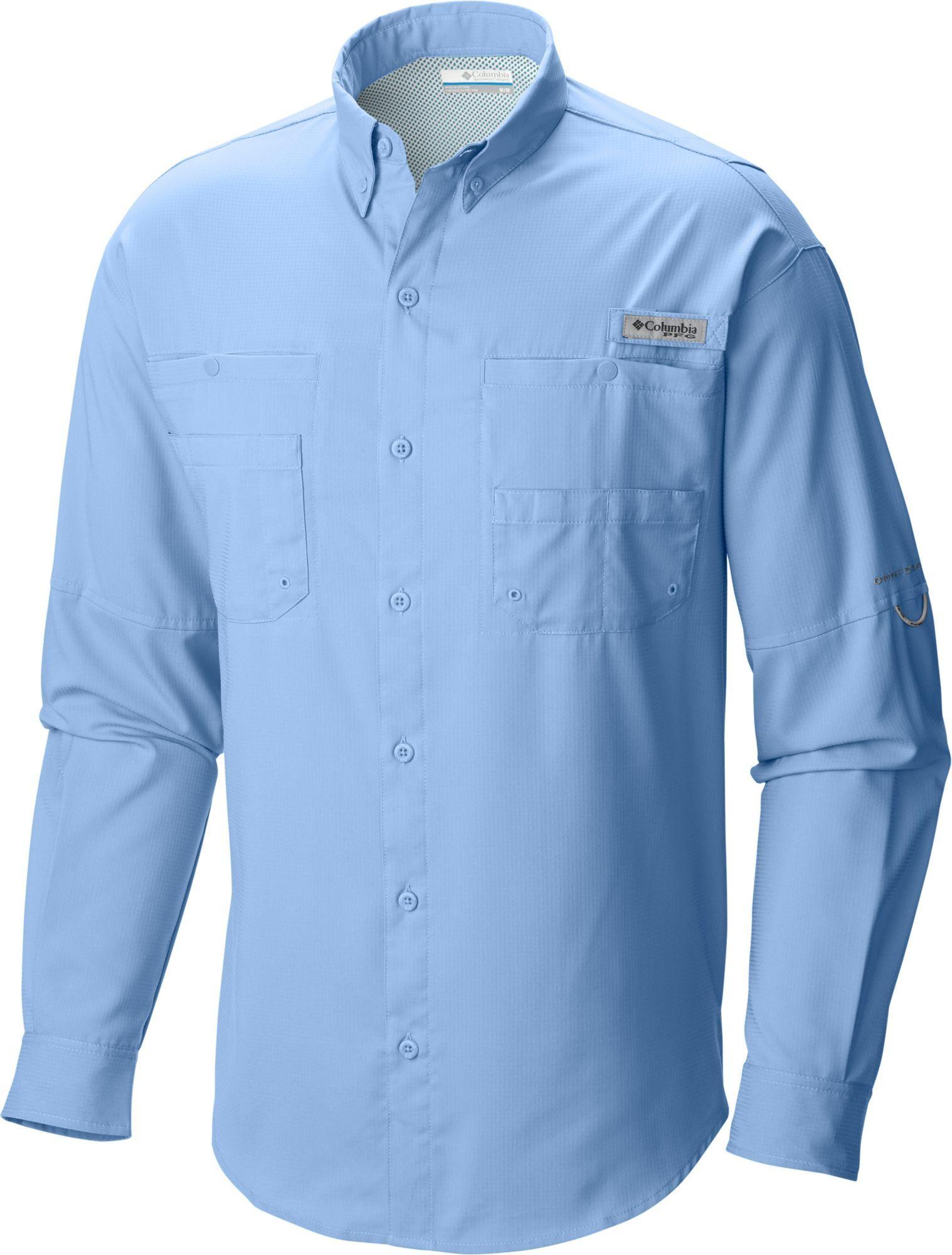 22485c97fde Columbia Mens Tamiami Ii Long Sleeve Shirt Sale Medium – EDGE ...