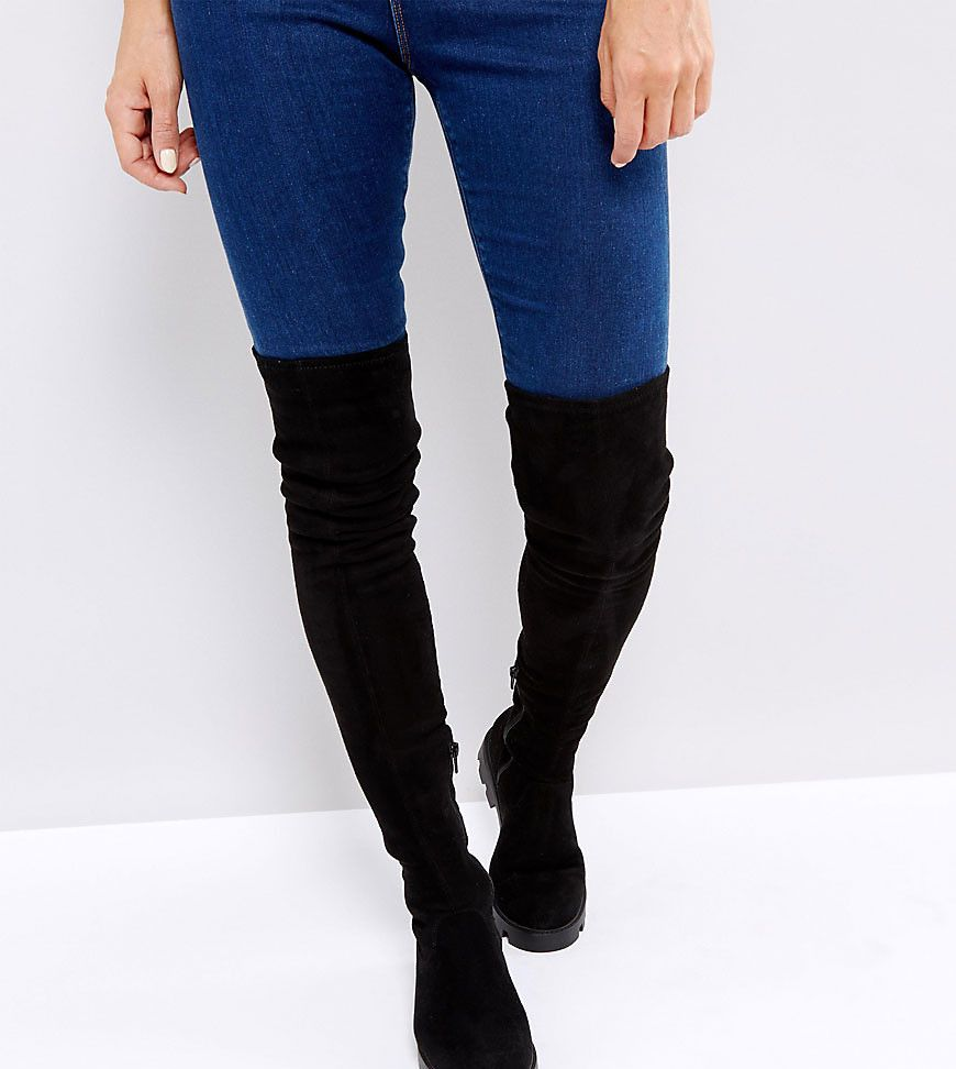fashion Style KOREY Flat Over The Knee Boots discount Manchester under 50 dollars free shipping cheap real WxW0o