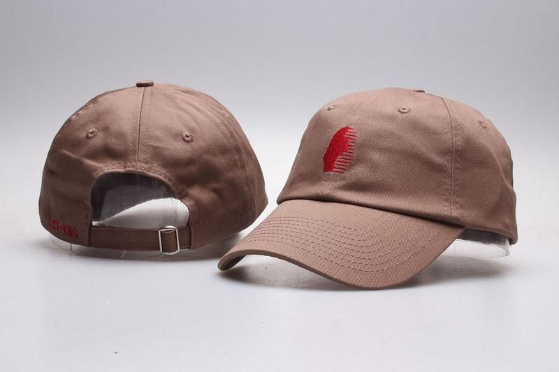 7de29974 Mens / Womens Unisex Last Kings The Foundation OG Logo Strap Back Baseball  Adjustable Dad Hat - Khaki / Maroon