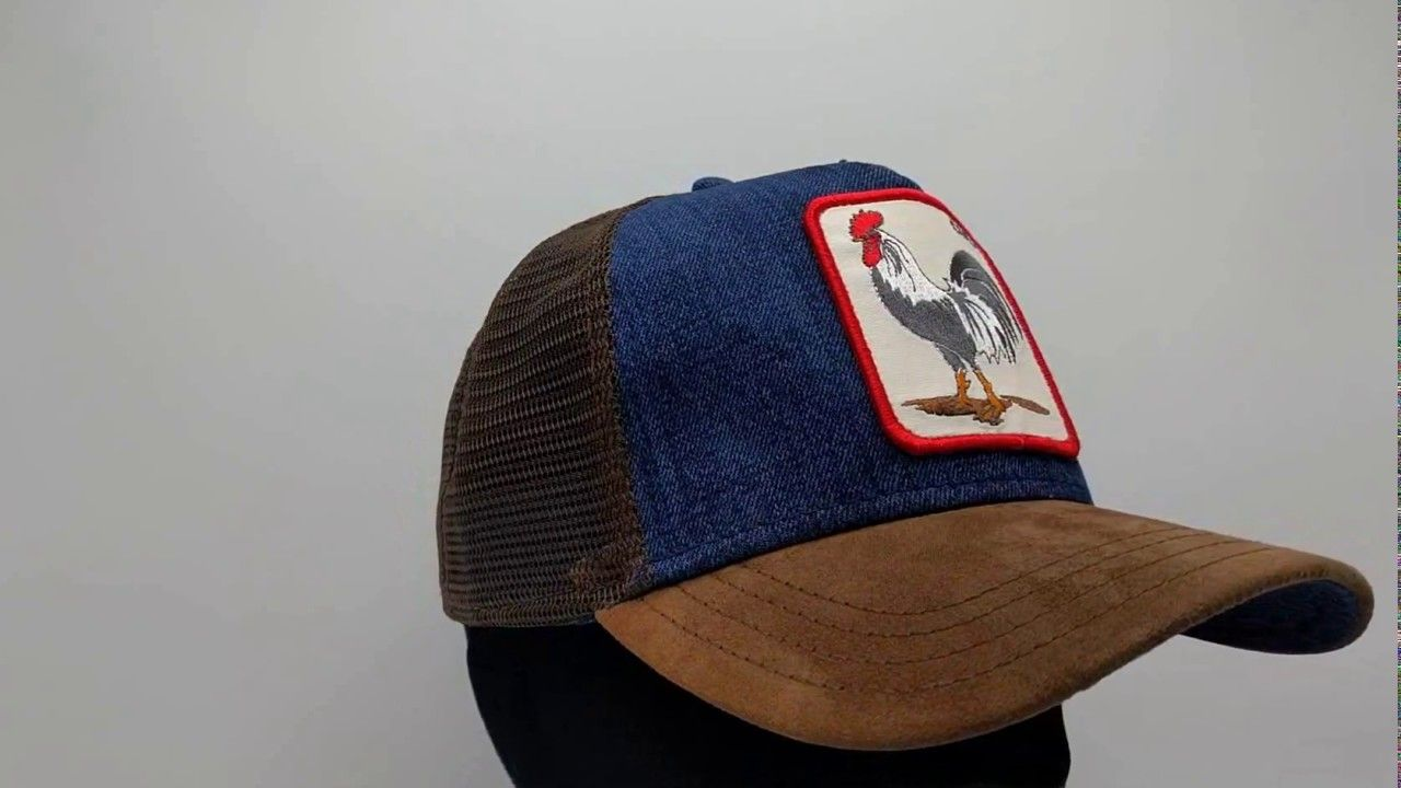 Goorin Bros. Big Strut Trucker cap - Limited - €39 10ad7f2ee6f3