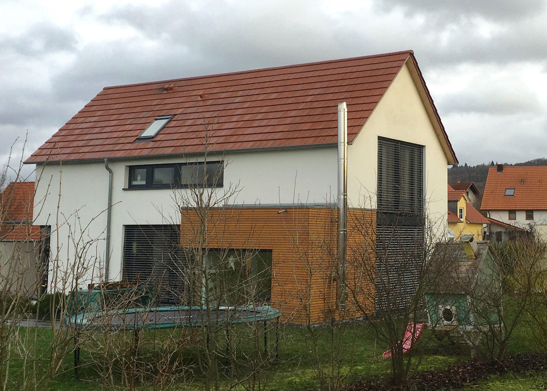Haus Anbau Holz