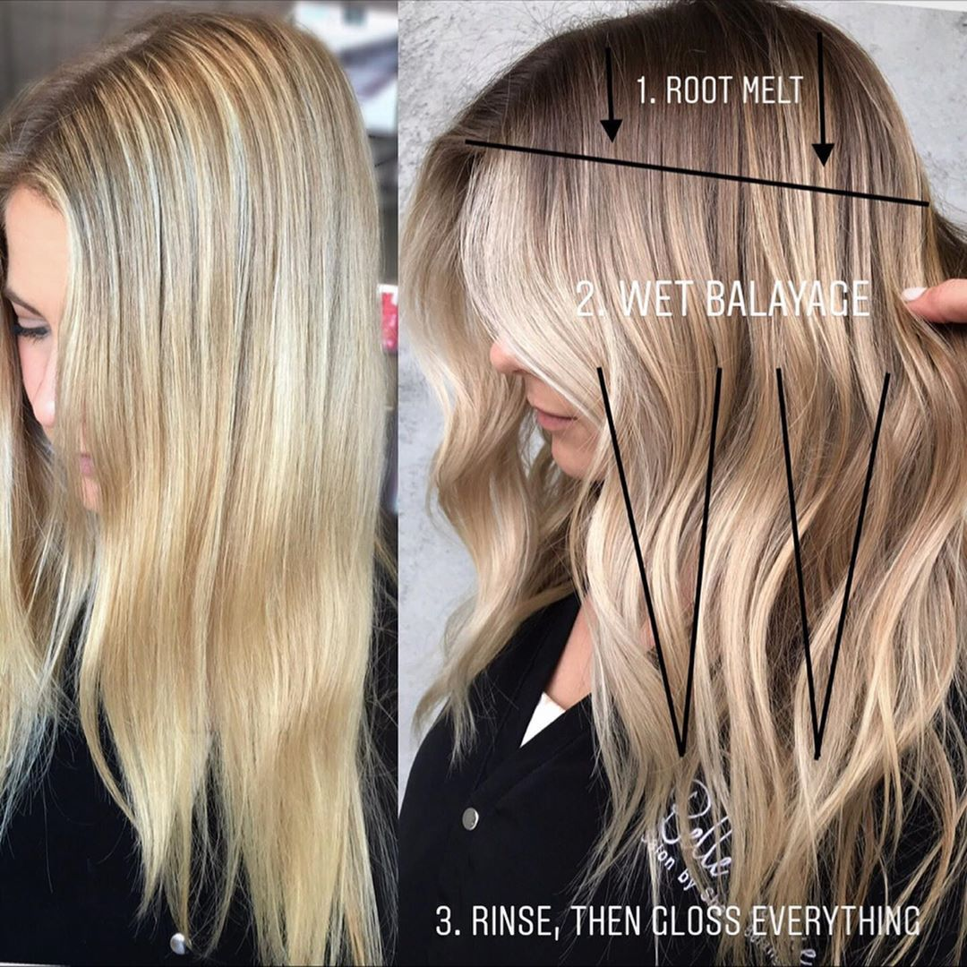 San Diego Hair Stylist On Instagram Highlights Rooty Not Everything Needs To Hair Color Techniques Color Correction Hair Hair Techniques