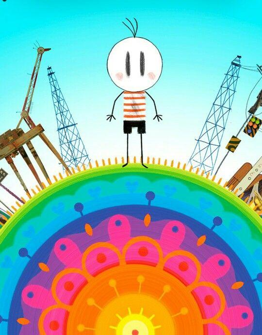 """Animação brasileira """" O Menino e o Mundo"""""""